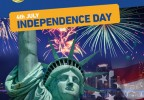 TALWIN TRANSPORT SERVICE - 4th July Independence Day